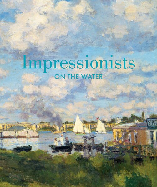 Book Cover - Impressionist On The Water
