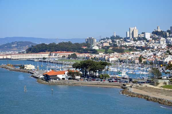 Photo of the San Francisco Yacht Club