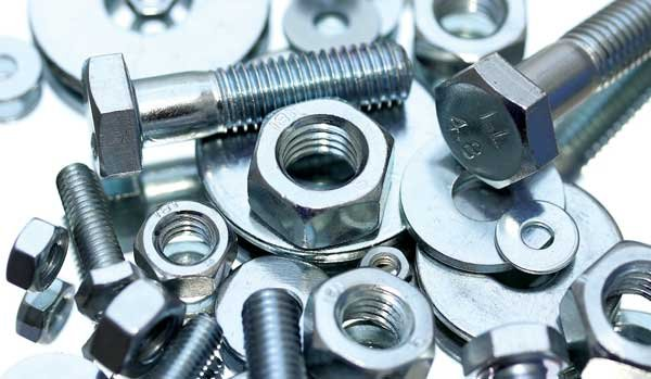 Photo of assorted nuts and bolts