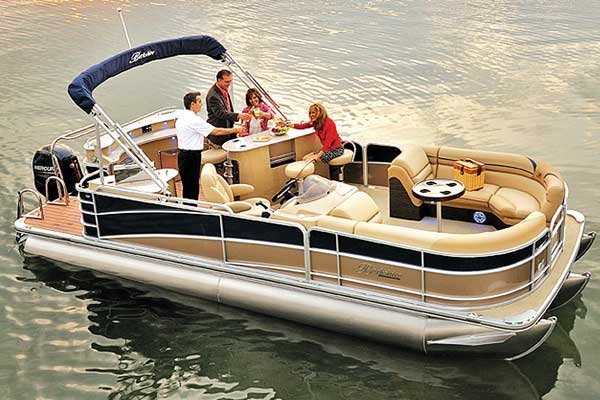 Photo of a Berkshire Pontoons 250E