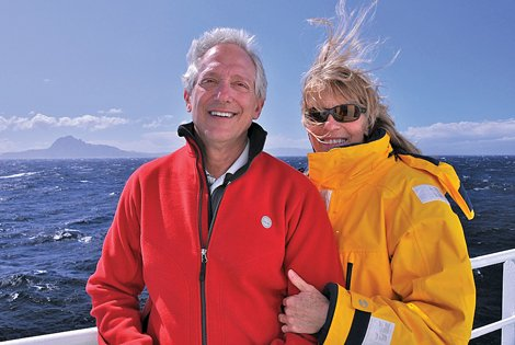 Photo of Douglas and Bernadette Bernon