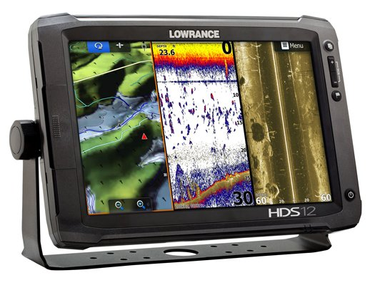 Photo of the Lowrance HDS-12