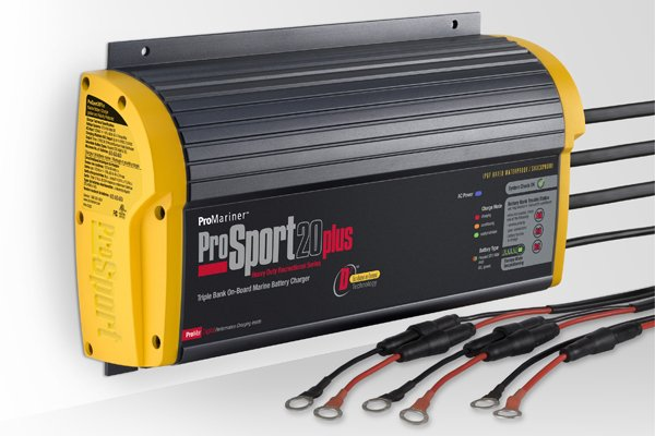 Photo of ProMariner ProSport Generation 3 Battery Charger