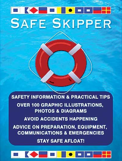 Photo of the Safe Skipper app