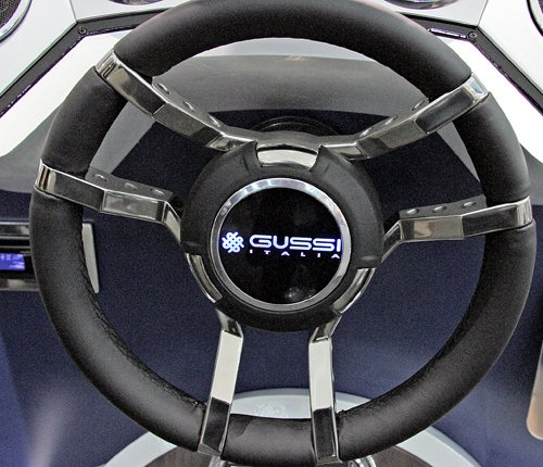 Photo of Syntec Industrys Smart Wheel