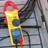 Thumbnail photo of a digital multimeter