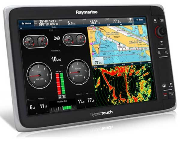 Photo of the Raymarine ECI-100