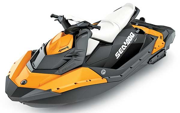 Photo of the Sea-Doo Spark personal watercraft