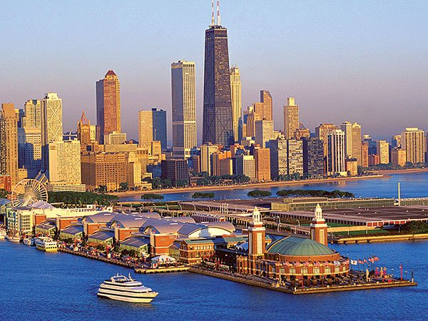 Photo of Navy Pier Chicago