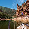 Thumbnail photo of the Flaming Gorge Reservoir