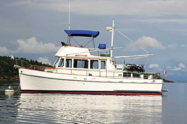 Photo of a 1972 Grand Banks