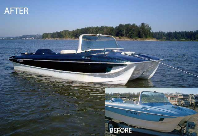 Jetsons boat renovation