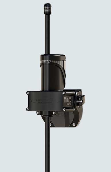 Photo of a Power-Pole micro anchor