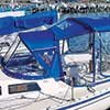 Thumbnail photo of vinyl boat enclosure