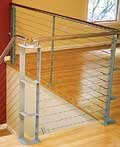 Photo of arcitectural staircase railing
