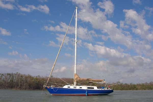 Photo of 1970 Morgan 38-foot sloop Full Moon