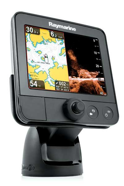 Photo of the Raymarine Dragonfly