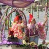 Thumbnail photo of a Mardi Gras boat parade