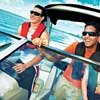 Thumbnail photo of recreational boaters all smiles