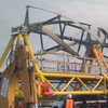 Thumbnail photo of a tidal turbine