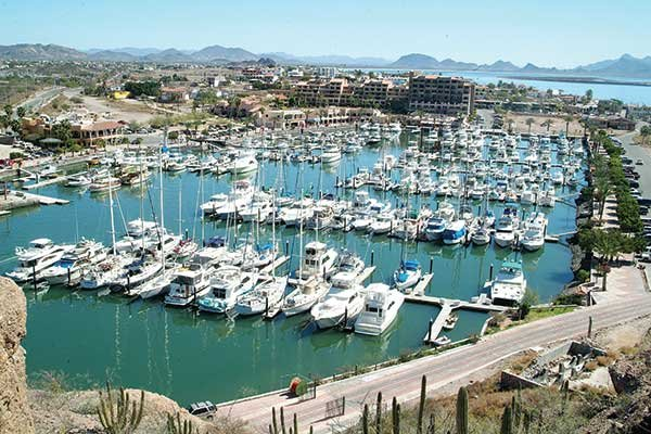 Photo of Marina San Carlos in Sonora, Mexico
