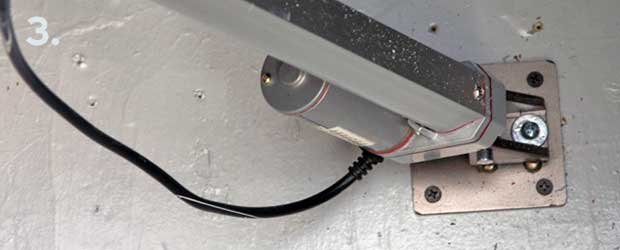 install an electric hatch lifter boatus magazine Light Switch Wiring Diagram