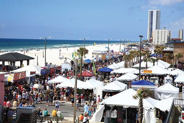 Photo of National Shrimp Festival in Gulf Shores, Alabama