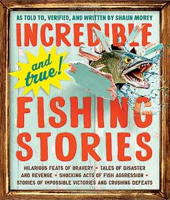 Incredible Fish Stories book cover