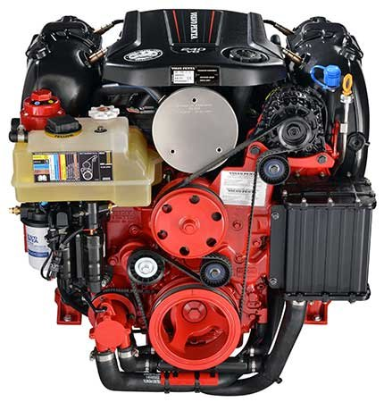Photo of a Volvo Penta V6 250hp sterndrive