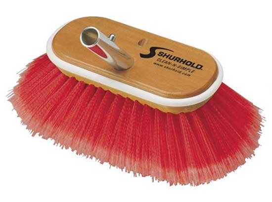 Photo of a Shurhold brush