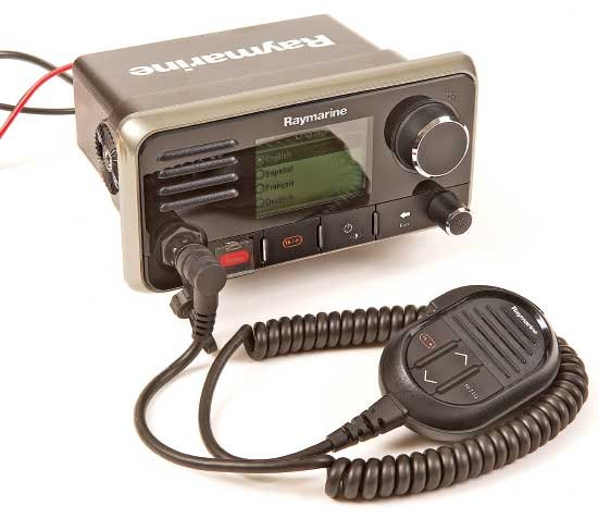 Setting Up A VHF Radio With Digital Selective Calling ... on