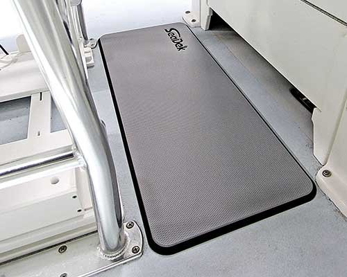 Photo of an anti-fatigue mat