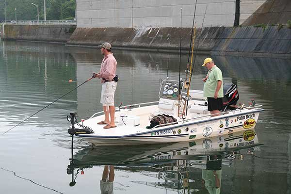 Photo of fishing the rivers and lakes of Tennessee