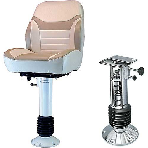 Photo of Seaspension pedestal for helm seat