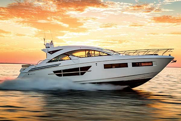 Photo of the Cruisers 60 Cantius