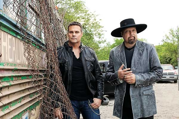 Photo of Eddie Montgomery and Troy Gentry