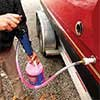 Antifreeze pump