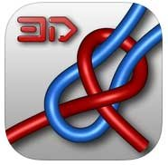 Knot 3-D app icon