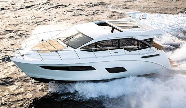Sea Ray 450 Sundancer