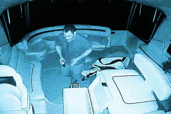 Boat thief caught on GOST security system