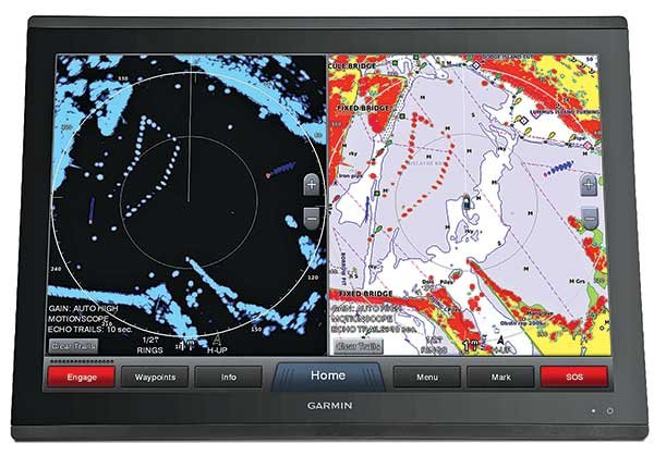 Garmin's Fantom with Doppler technology