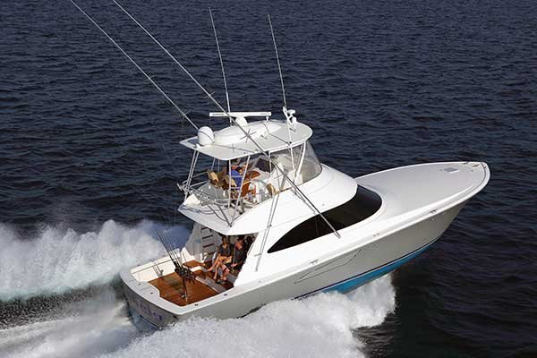 Viking 48C Sportfishing Boat