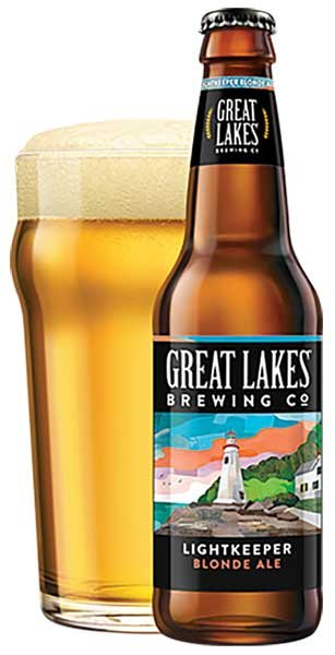 Great Lakes Lightkeeper Blonde Ale
