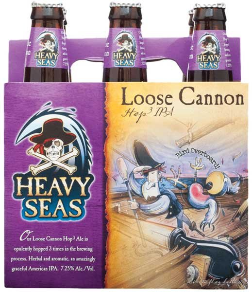 Loose Cannon six-pack