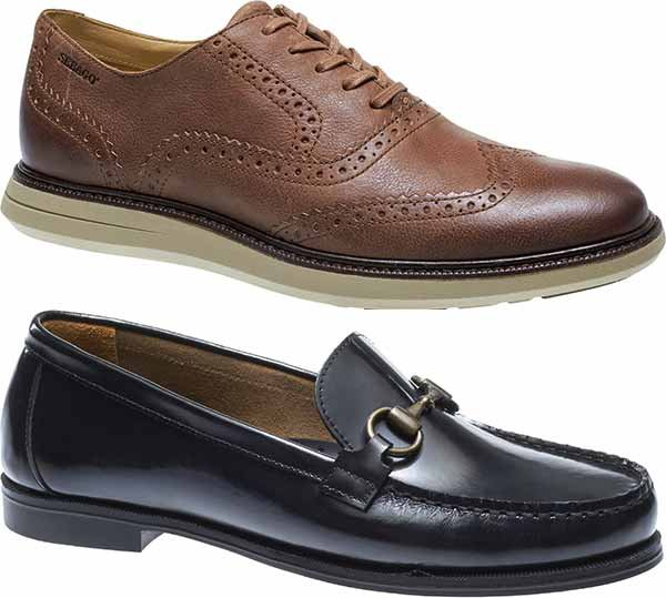 Men's and women's Sebago shoes