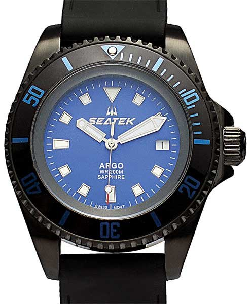 Seatek Argo dive watch