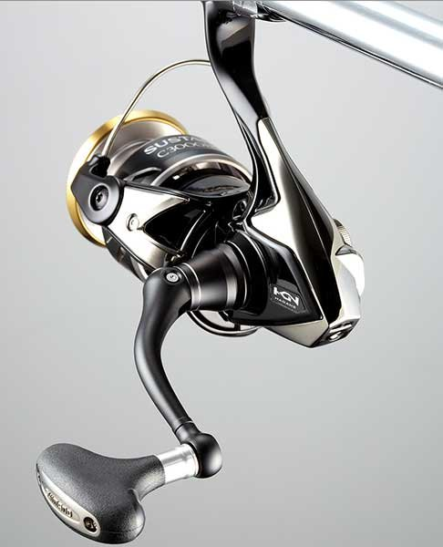 Sustain C3000HG Fishing Reel