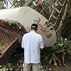 BoatUS CAT team surveys damageed boats