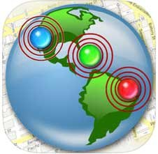 FriendMapper app icon