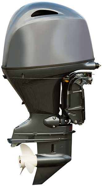 Outboard motor system